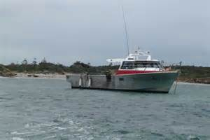 cray boats for sale south australia jamie allen s cray boat southern aura abc rural