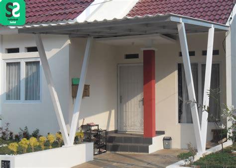 Kanopi Rumah Minimalis kanopi minimalis bengkel las depok
