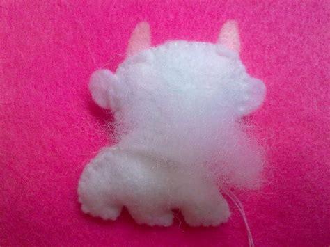 Cara Membuat Oralit Dirmh | santy flanel cara membuat boneka flanel cow