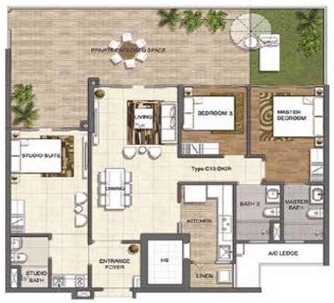 Tiny House Floor Plan forestville ec new launch 3d floor plan 3 bedroom