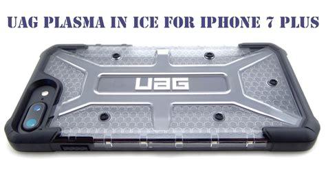 Iphone 7 Plus Armor Gear Uag Plasma Cover Casing show your black iphone 7 plus with the uag plasma in