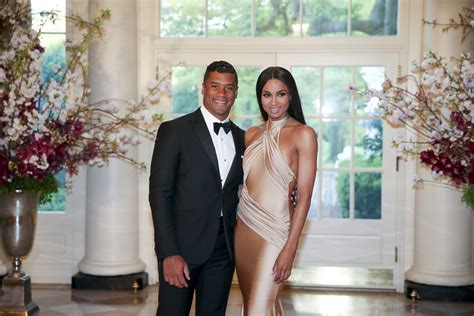 russel wilson house russell wilson ciara attend state dinner at white house the seattle times