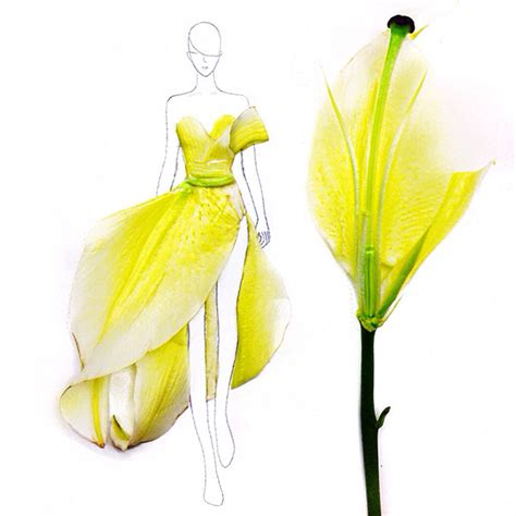design real clothes this 22 year old fashion student creates beautiful dress