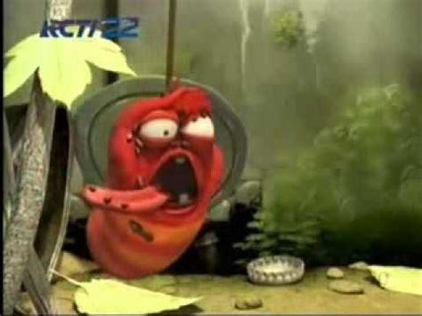 film larva hantu kartun