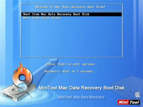 mac data recovery boot disk