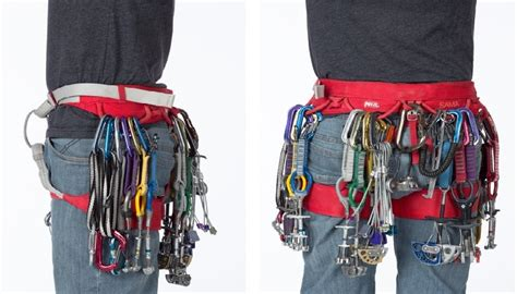 Climbing Rack by How To Build Your Trad Rack Backcountry