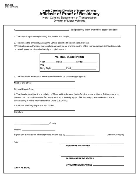 Sle Scholarship Gift Agreement Affidavit Of Sworn Statement 16 Images Sle Affidavit Forms In Doc 20 Free Documents In Word