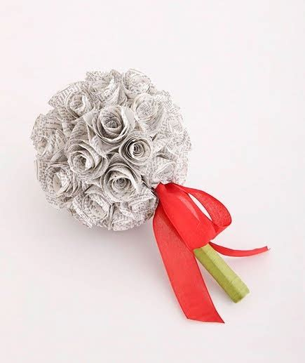 Wedding Bouquet Made From Books by 1000 Images About Wedding Bouquets On A