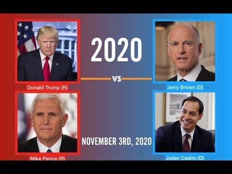kirsten gillibrand vs donald trump 2020 2020 election night julian castro vs donald trump doovi