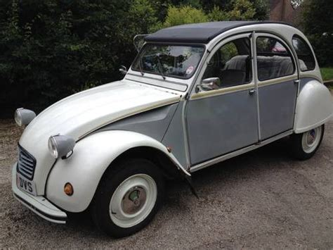 Citroen 2cv For Sale by For Sale Citroen 2cv Dolly 1985 Classic Cars Hq