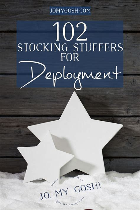 best christmas gifts for soldiers deployed 102 stuffer ideas for deployment jo my gosh