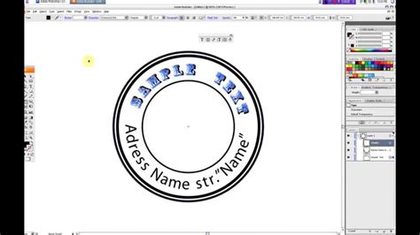 adobe photoshop rubber st tutorial illustrator and photoshop tutorial how to make sts