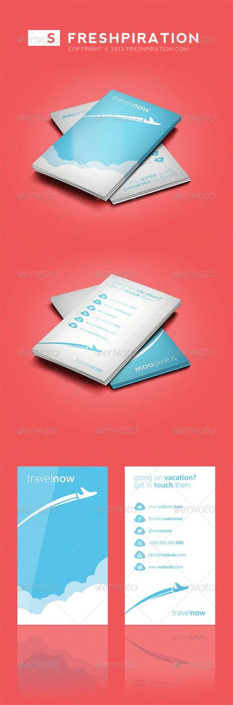 Graphicriver Travel Agency Business Card Design Template by Best 25 Travel Agency Ideas On Travel Agency