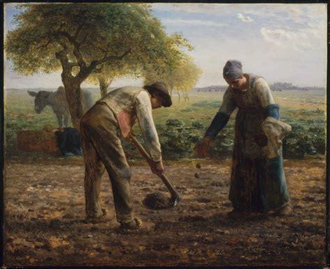 angelus paint ireland potato famine the great hunger potatoes