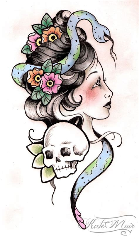 tattoo flash kate leth 17 best images about flash on pinterest traditional
