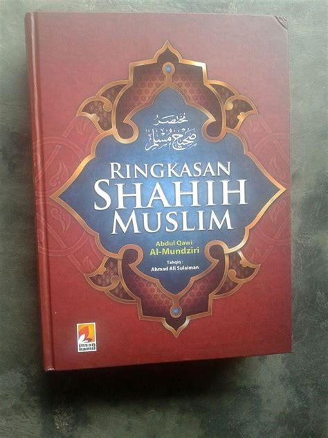 Mutiara Shahih Asbabun Nuzul Salamadani buku ringkasan shahih muslim