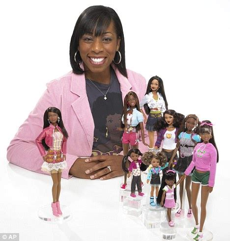 black doll designers launch black doll that will look like real