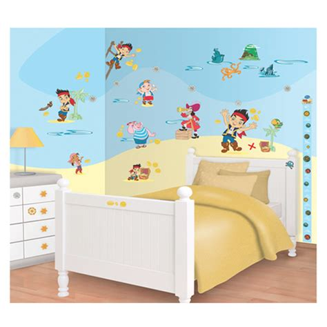 Jake And The Neverland Room Decor by Disney Jake And The Neverland Room Decor Kit 72