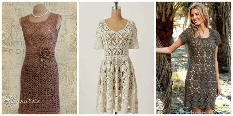 ladies dress pattern design add spice to your wardrobe with crochet dress patterns