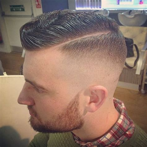 bald fade with 1 on top military 18 best men s faded haircuts images on pinterest hair