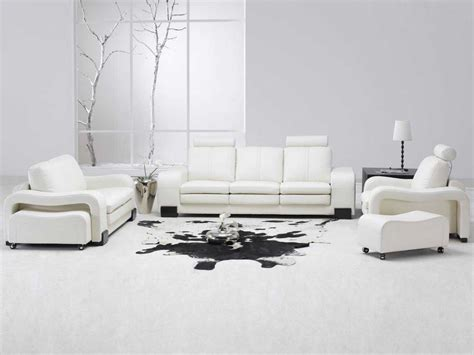 white living room furniture ideas modern white living room furniture with unique flooring