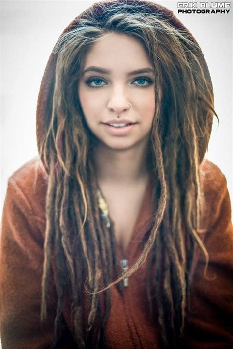 dread lock 17 best ideas about white dreads on
