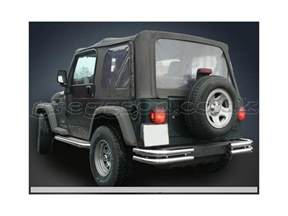 jeep wrangler stainless steel side steps