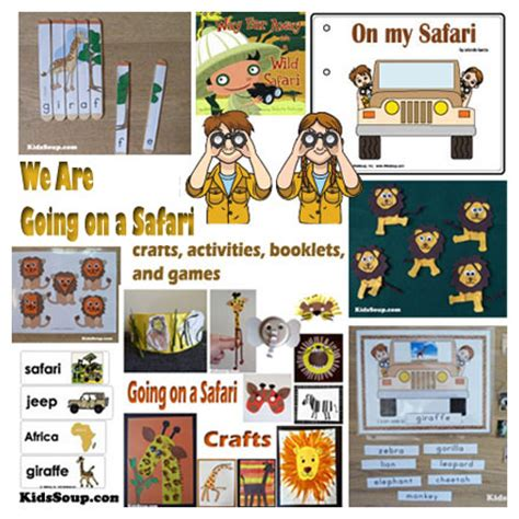 american zoo a sociological safari books going on a safari crafts activities and emergent