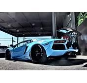 LB ☆ Works Lamborghini Aventador Body Kit
