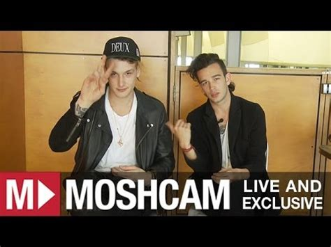 Fan Fiction Pays Big by The 1975 Talk Saxophones Tequila And Fan Fiction At Big