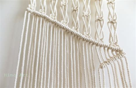 How Do You Do Macrame - diy macrame wall hanging a pair a spare bloglovin