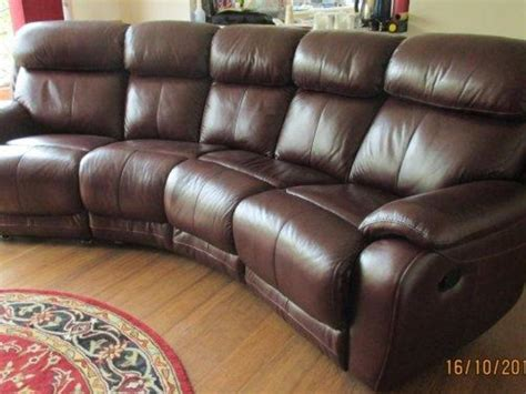 curved sectional sofa with recliner curved reclining sofa chenille sofa sectional room