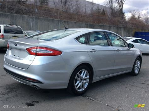 2014 ford fusion colors 2014 ingot silver ford fusion se 102644592 photo 4