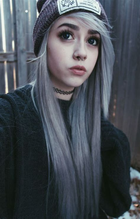 young black women with gray hair styles 78 grey hairstyles to try for a hot new look