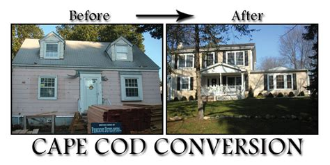 new jersey remodeling cape cod add a level specials nj