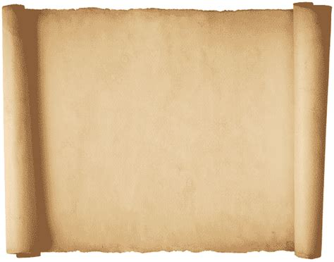 Blank Scroll Paper Pictures To Pin On Pinterest Pinsdaddy Ancient Scroll Template