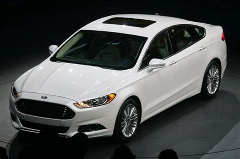 how does cars work 2012 ford fusion parking system four super eco cars slated for 2013