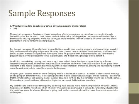 Essay About Your Community by Essay On How To Help Your Community