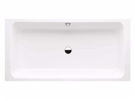 vasche da bagno kaldewei vasca da bagno in acciaio smaltato bassino by kaldewei