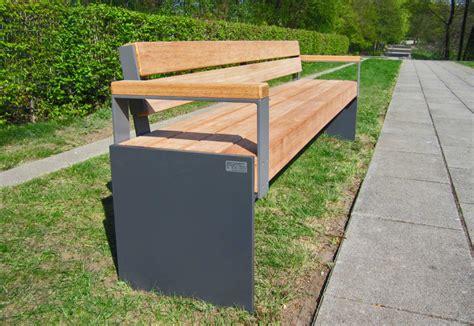 bench profile profile bench esplanade by union public street
