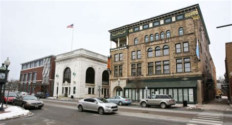 Godnicks Furniture by Historic Downtown Building Ready For Tenants Local