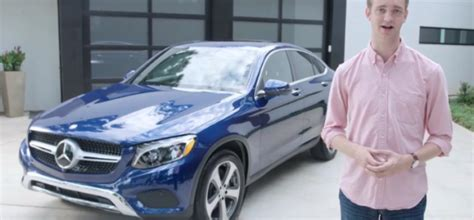 2017 Glc300 Review by 2017 Mercedes Glc300 Coupe Review Dpccars