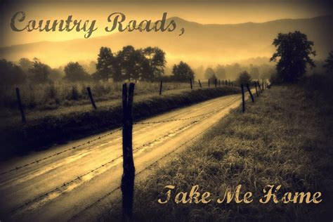 country roads take me home by wakingthefallen1209 on