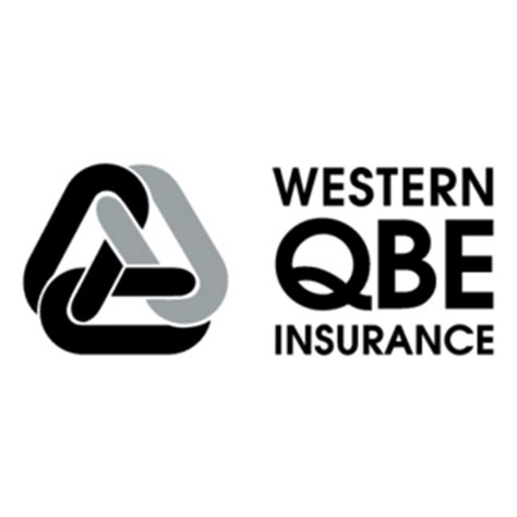 qbe house and contents insurance western qbe insurance logo vector logo of western qbe