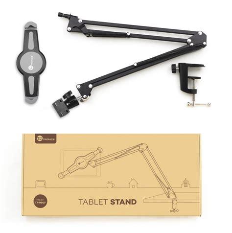 dove comprare un leggio da tavolo legg 236 o per tablet con braccio snodabile in metallo sconto