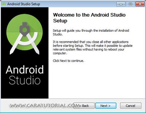 tutorial android studio lengkap kumpulan aplikasi lengkap komputer dan tutorial gratis