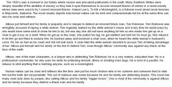Racism Essays Introductions by Essay On Racism In Quot To Kill A Mockingbird Quot At Essaypedia