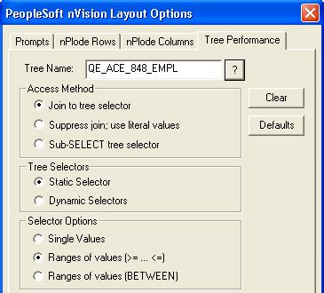Peoplesoft Nvision by Orana Oracle News Aggregator 187 David Kurtz
