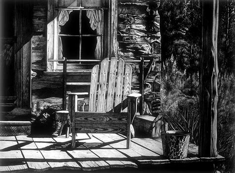 house porch drawing front porch drawing by jerry winick