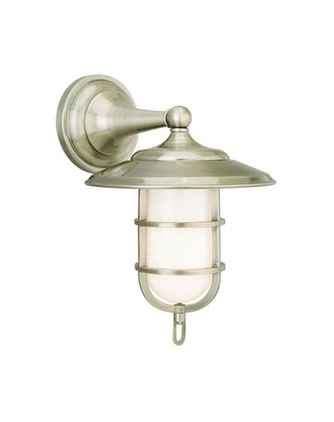 Single Bathroom Light Fixtures Hudson Valley Lighting 2901 An Antique Nickel Single Light 9 Quot Wide Bathroom Fixture From The